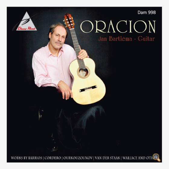 Oración, Jan Bartlema CD