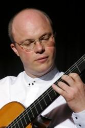 Detlev Bork, guitarist