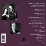 Gargoyles CD back cover