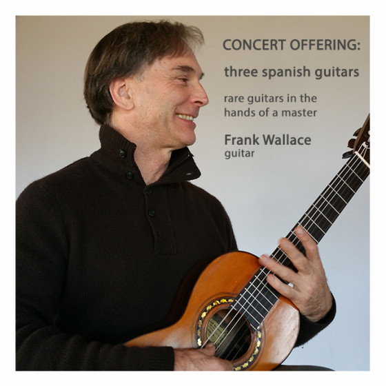 Three Spanish Guitars concert