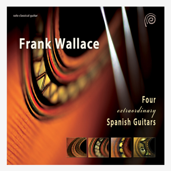 Four Extraordinary Spanish Guitars CD